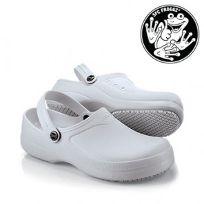 Shoes for Crews Froggz Classic White (unisex)