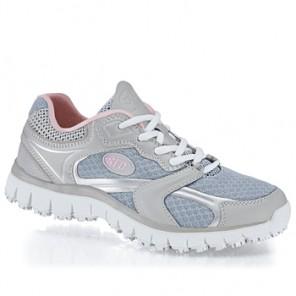 Shoes for Crews Vitality Grijs/Roze (dames)