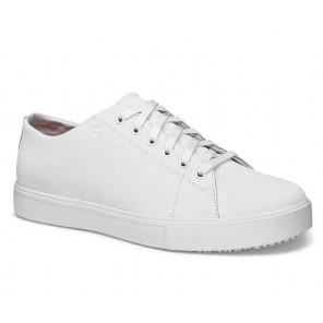 Shoes for Crews Old School Low Rider III White (dames)