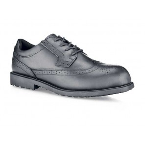 Shoes for Crews Executive Wing Tip Steel Toe  S2
