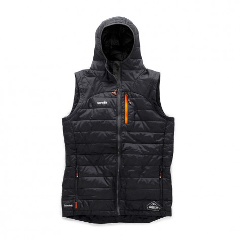Scruffs Expedition Thermo Gilet Black
