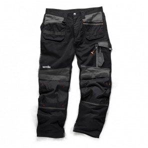 Scruffs 3D Trade Trouser (zwart)