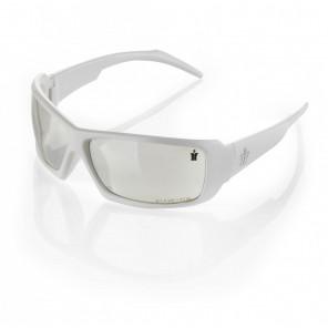 Scruffs Eagle Veiligheidsbril (wit)