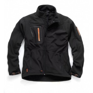 Scruffs Trade Softshell Jas