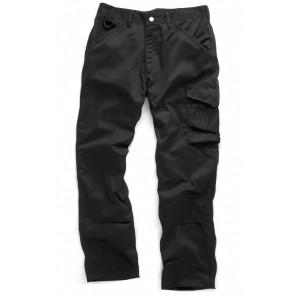 Scruffs Worker Trouser Zwart