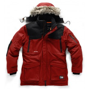 Scruffs Thermo Parka (Rood)