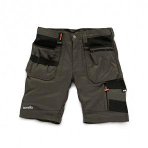 Scruffs Trade Shorts Slate