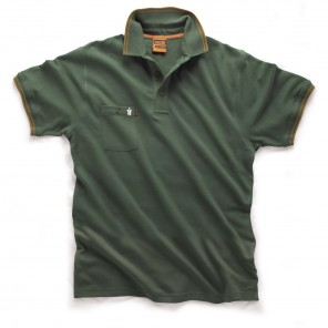 Scruffs Worker Polo '16 (groen)